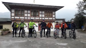 Polly  (West – East Bhutan Biking Group)