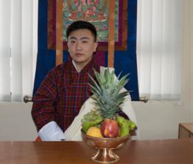 Tenzin (Director – HR & Admin)